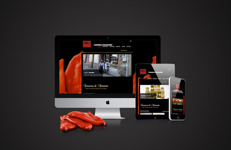 conservas-carmelo-baigorri-desarrollo-web-calle-mayor-comunicacion-y-publicidad