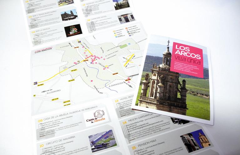 ayuntamiento-de-los-arcos-folleto-los-arcos-villa-unica-calle-mayor-comunicacion-y-publicidad