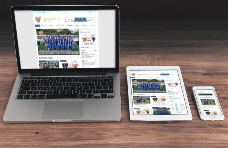 club-deportivo-izarra-desarrollo-web-calle-mayor-comunicacion-y-publicidad