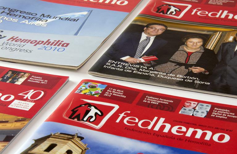 federacion-espanola-de-hemofilia-revista-fedhemo-calle-mayor-comunicacion-y-publicidad