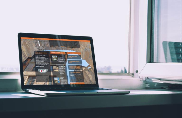 hospederia-chapitel-desarrollo-web-calle-mayor-comunicacion-y-publicidad