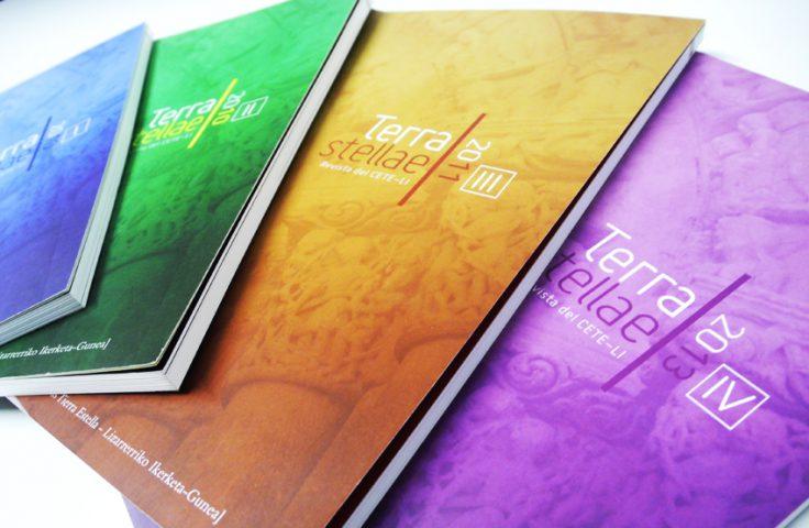 El Centro de Estudios Tierra Estella presenta el cuarto número de su revista 'Terra Stellae', editada por Calle Mayor