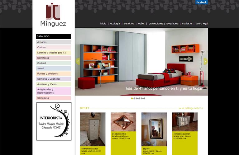 muebles-minguez-desarrollo-web-calle-mayor-comunicacion-y-publicidad