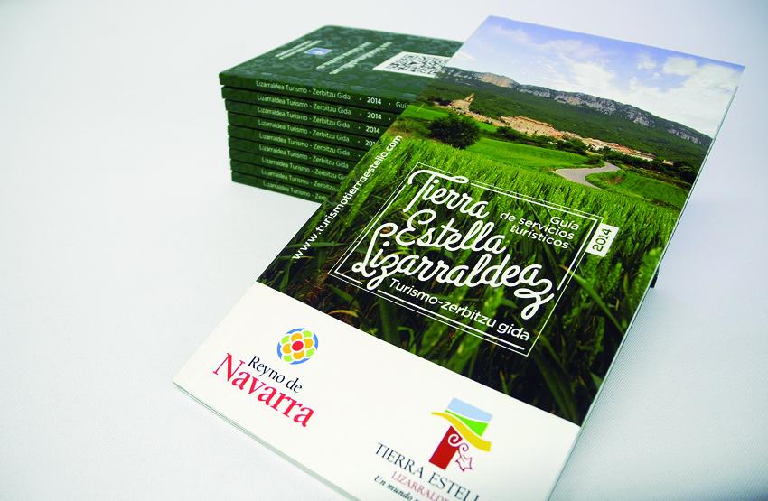 Calle Mayor realiza la edición y publicación de nuevos productos turísticos de Tierra Estella