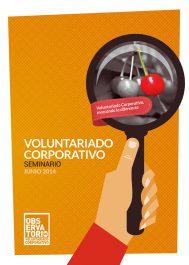 Calle Mayor realiza el folleto informativo digital para el seminario sobre Voluntariado Corporativo organizado por el IESE