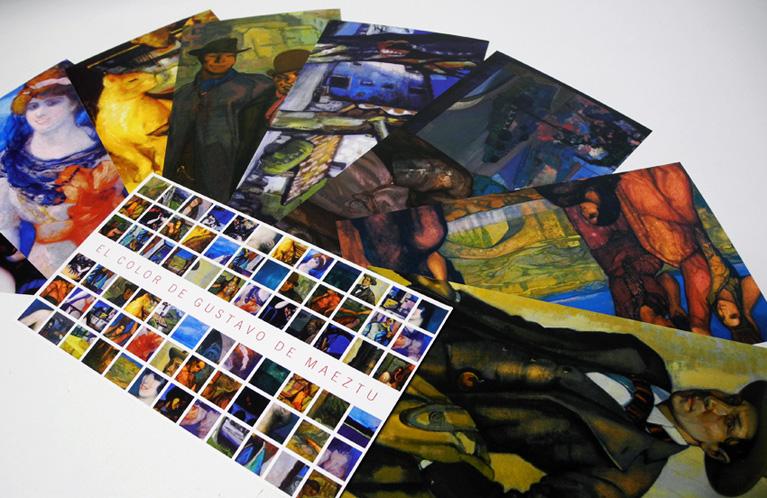 museo-gustavo-de-maeztu-postales-calle-mayor-comunicacion-y-publicidad
