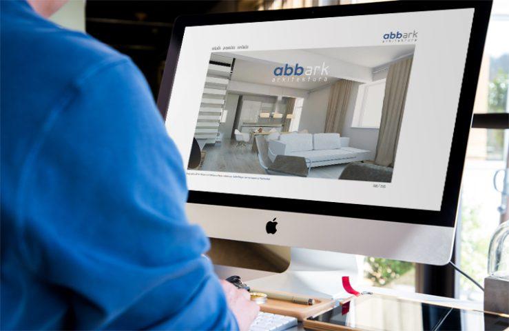 Estudio de arquitectura Abbark Arkitektura. Calle Mayor Comunicación y Publicidad