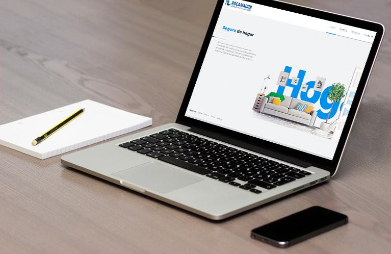 seguros-rocamador-desarrollo-web-calle-mayor-comunicacion-y-publicidad
