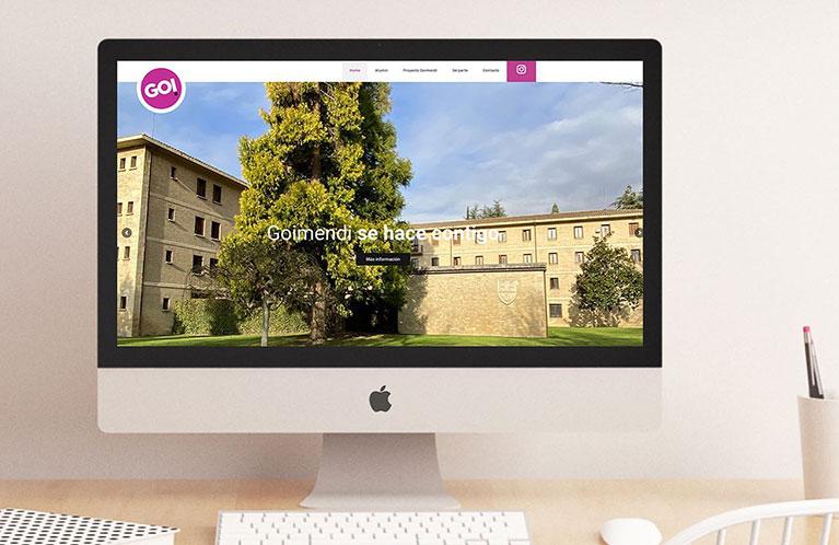 web Proyecto Goimendi